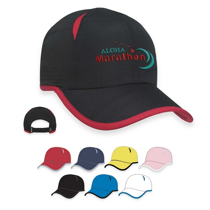 Customized Embroidered Dry Cap   Promotional Caps   Customized Caps