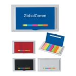 Promotional Memo Pad Holders: Customized Sticky Flags In Case