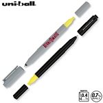 Customized Uni-ball Combi Highlighter Pen
