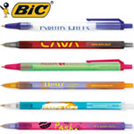Customized Pens: BIC Clic Stic Ice Pen