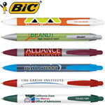 Customized Pens: BIC WideBody Retractable Pen