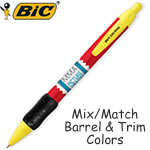 Customized Pens: BIC WideBody Grip Pen