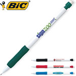 Customized Pens: BIC Mechanical Pencil with Rubber Grip