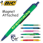 Customized Pens: BIC Tri Stic Magnet Pen