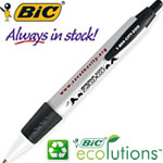 Customized Pens: BIC Tri Stic WideBody Ecolutions Recycled Pen