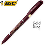 Customized Pens: BIC Pivo Gold Twist Action Pen
