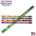 Customized Pens: Mood Pencil with Colored Eraser