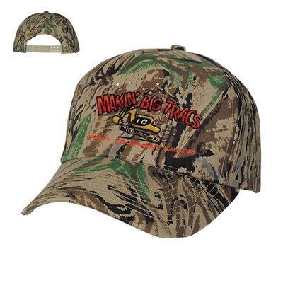Promotional Caps: Customized Embroidered Advertising Camouflage Cap
