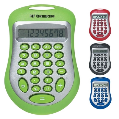 Promotional Calculators: Customized Expo Advertising Calculator