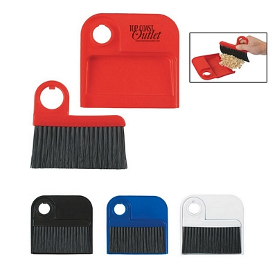 Promotional Dust Pans: Customized 6 Broom And Dust Pan