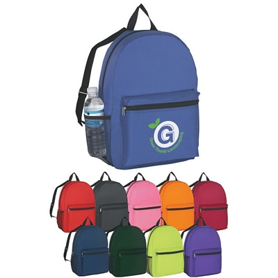 Promotional Backpacks: Customized Budget School Backpack