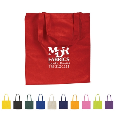 Promotional Tote Bags: Customized Non-Woven Promotional Tote
