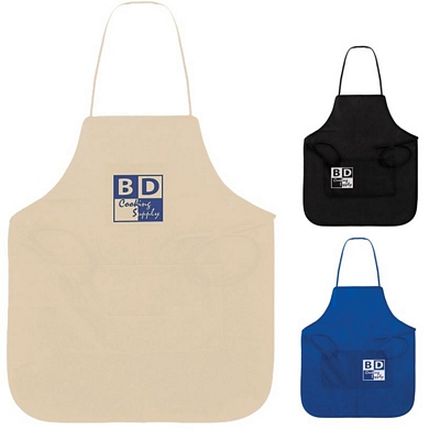 Promotional Aprons: Customized Non-Woven Full Apron