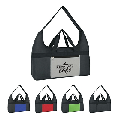 Promotional Duffle Bags: Customized Pacific Duffle Bag
