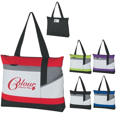 Promotional Tote Bags: Customized Advantage Tote Bag