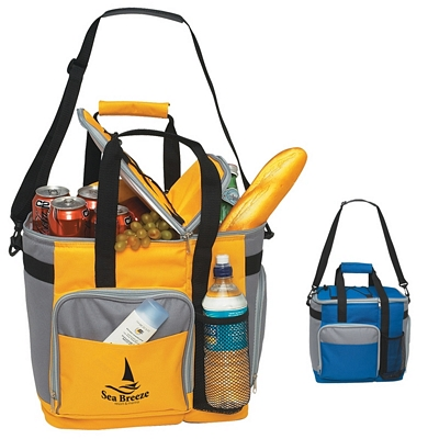Promotional Coolers: Customized Large Insulated Kooler Tote