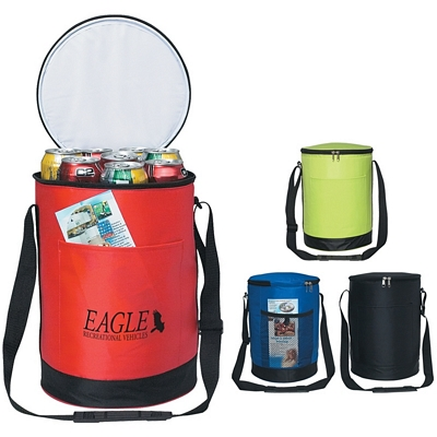 Promotional Cooler Bags: Customized Round Kooler Bag