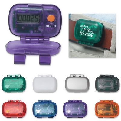 Promotional Pedometers: Customized Foldable Walking Pedometer