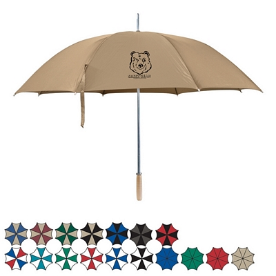 Promotional Umbrellas: Customized 48 Arc Promotional Umbrella