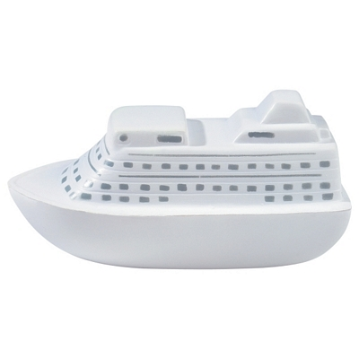 Promotional Stress Relievers: Customized Cruise Ship Stress Relievers
