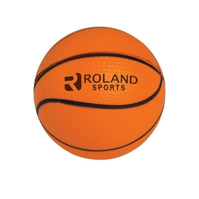 Promotional Stress Relievers: Customized Basketball Stress Relievers