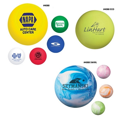 Promotional Stress Relievers: Customized Ball Promotional Stressball Stress Relievers
