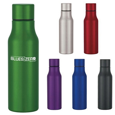 Promotional Metal Sports Bottles: Customized 24 oz. Stainless Steel Bottle