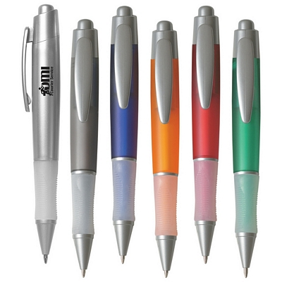 Promotional Plastic Pens: Customized Fino Retractable Pen