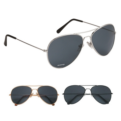 Promotional Sunglasses: Customized Aviator Sunglasses
