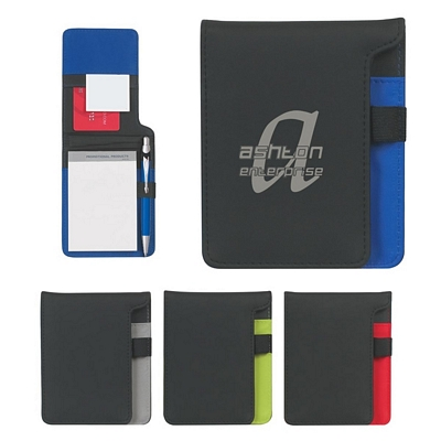 Promotional Jotter Pads: Customized 4x3 Select Flip Open Jotter