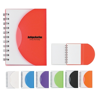Promotional Notebooks: Customized Mini Spiral Notebook