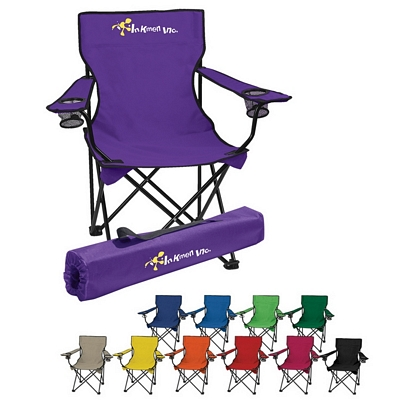 Promotional Chairs: Customized Folding Chair with Carrying Bag