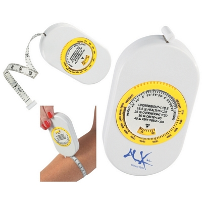 Promotional Body Tape Measures: Customized Body Tape Measure with BMI Scale