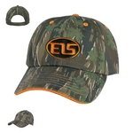 Promotional Caps: Customized Embroidered Hunting Camouflage Cap