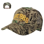Promotional Caps: Customized Embroidered Mesh Back Camouflage Cap