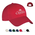 Promotional Caps: Customized Embroidered Promotional Price Buster Cap