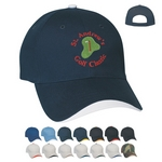 Promotional Caps: Customized Embroidered Wave Sandwich Cap