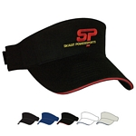 Promotional Visors: Customized Embroidered Sandwich Visor