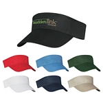 Promotional Visors: Customized Cotton Twill Sports Visor