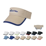 Promotional Visors: Customized Price Buster Visor With Trim