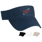 Promotional Visors: Customized Cotton Chino Visor