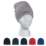 Promotional Beanie Caps: Customized Embroidered Knit Beanie Cap