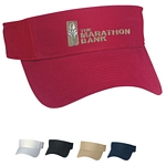 Promotional Visors: Customized Embroidered DRY Mesh Back Visor