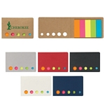 Promotional Memo Flags: Customized Sticky Flags in Pocket Case