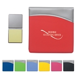 Promotional Memo Flags: Customized Sticky Notes in Folder