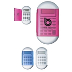 Promotional Calculators: Customized Oblong Imprinted Calculator