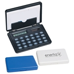 Promotional Calculators: Customized Business Card Holder Calculator