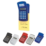 Promotional Calculators: Customized Calculator Memo Clip