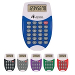 Promotional Calculators: Customized Oval Calculator
