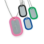 Promotional Dog Tags: Customized Laser Engraved Dog Tags